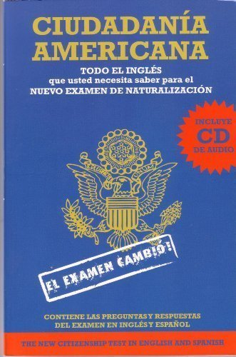 Ciudadania Americana  (Spanish and English Edition) - Luis R. Fernandez