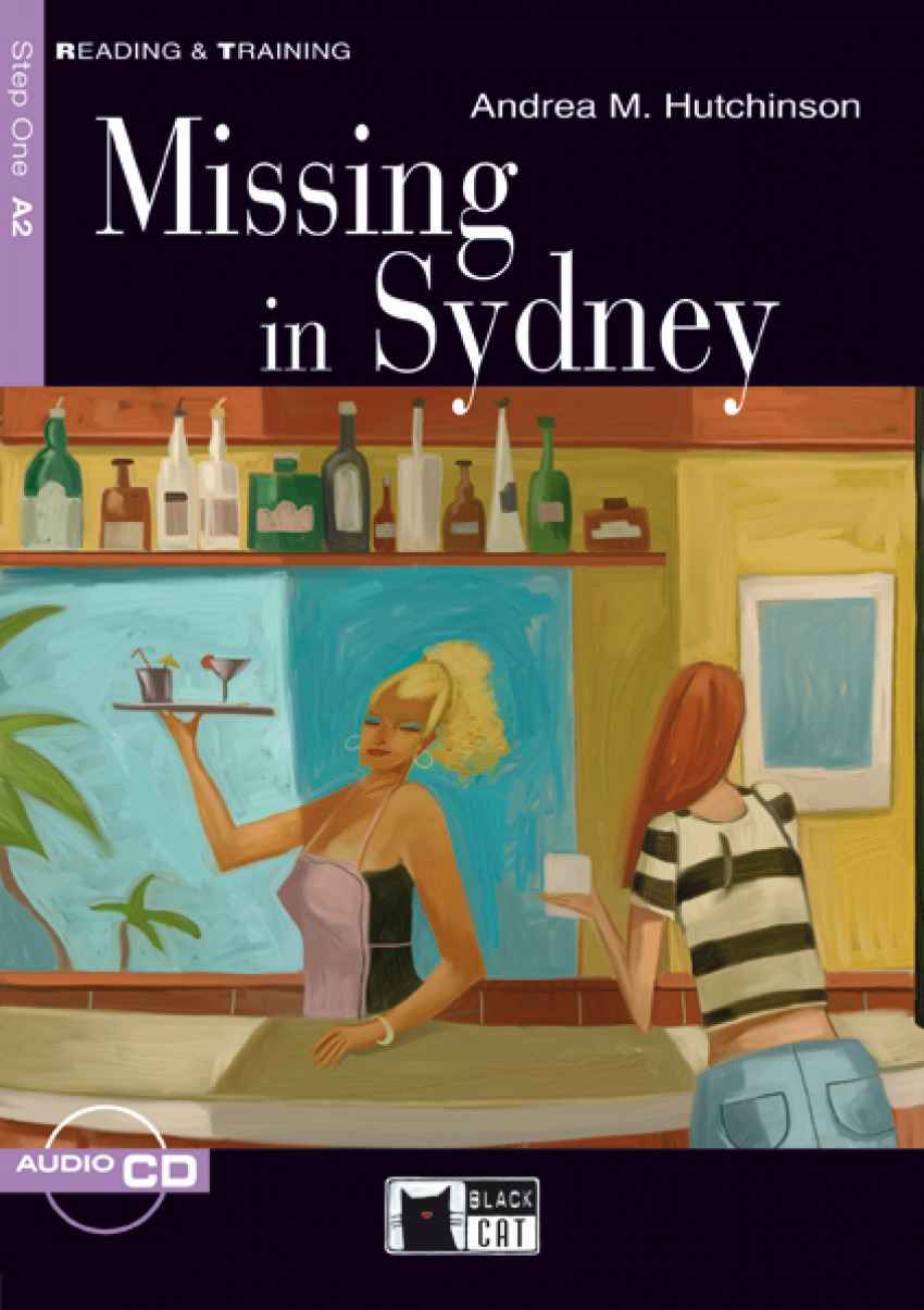 Reading and training, Missing in Sydney, ESO. Material auxiliar - Andrea M. Hutchinson