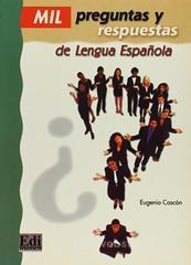Mil preguntas y respuestas de lengua espanola. Per le Scuole superiori - Cascón Martín Eugenio