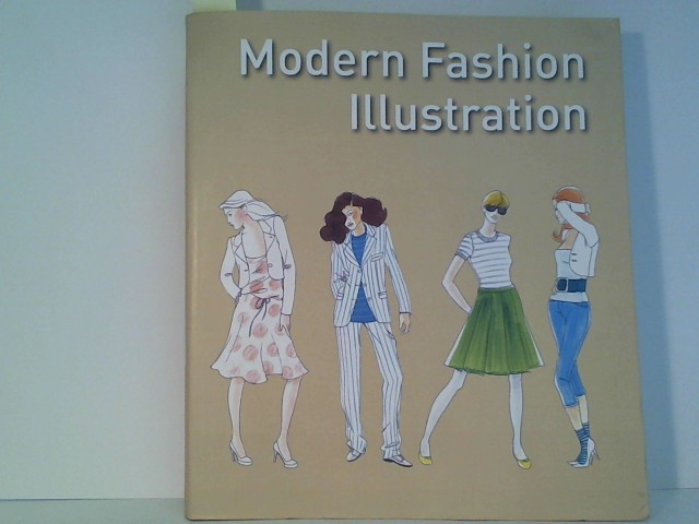 Modern Fashion Ilustration - unbekannt