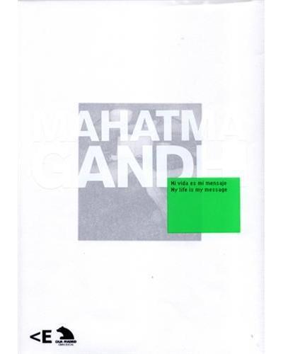 Mahatma gandhi /anglais/espagn - La Casa Encendida