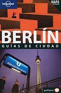 Lonely Planet Berlin Guias de Ciudad [With Pullout Map]