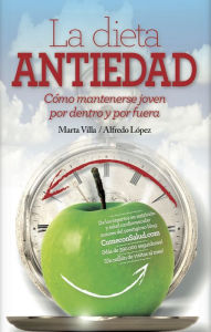 Dieta antiedad Marta Villa Author