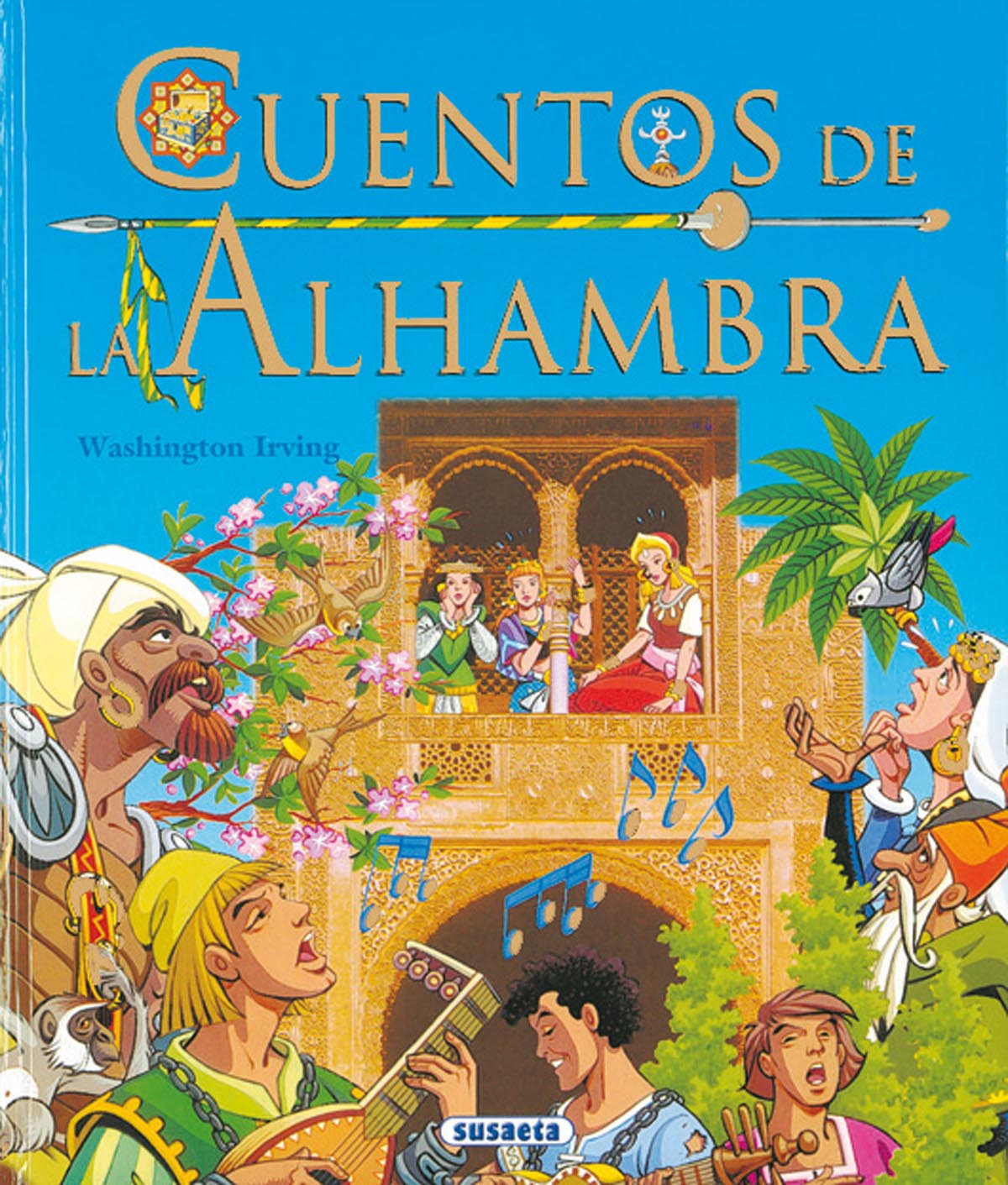 Cuentos de la Alhambra - Irving, Washington/Perera, Antonio