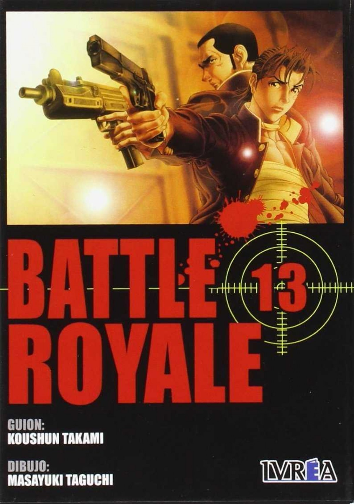 Battle Royale,13 - Takami, Koushun