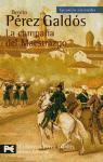 La campaña del Maestrazgo: Episodios Nacionales, 25 / Tercera serie (El libro de bolsillo - Bibliotecas de autor - Biblioteca Pérez Galdós - Episodios Nacionales, Band 25)