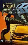 Los origenes del psicoanalisis / The Origins of Psychoanalysis (Biblioteca de autor/ Author Library)