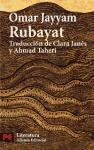 Rubayat (El Libro De Bolsillo - Literatura)