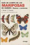 Guía de campo de las mariposas de Europa diurnas y nocturnas