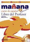 Manana (Nueva edicion): Libro del profesor 1 + CD (Espanol lengua extranjera / Spanish as a Foreign Language)