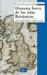 Historia breve de las Islas Británicas (Serie historia)