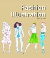 Modern fashion Illustration