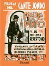 Facsímil: Figuras del cante jondo. Pepe Pinto