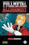 Fullmetal Alchemist 1 (CÓMIC MANGA)