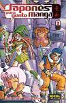 Japonés para gente manga 3 (LIBROS TEÓRICOS MANGA)
