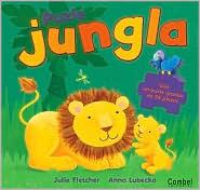 Puzle jungla: Con un puzle grande de 24 piezas