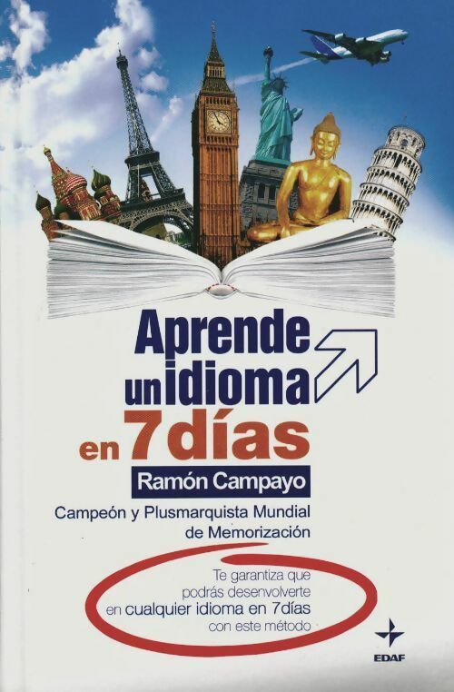 Aprende un idioma en 7 días - Ramon Campayo