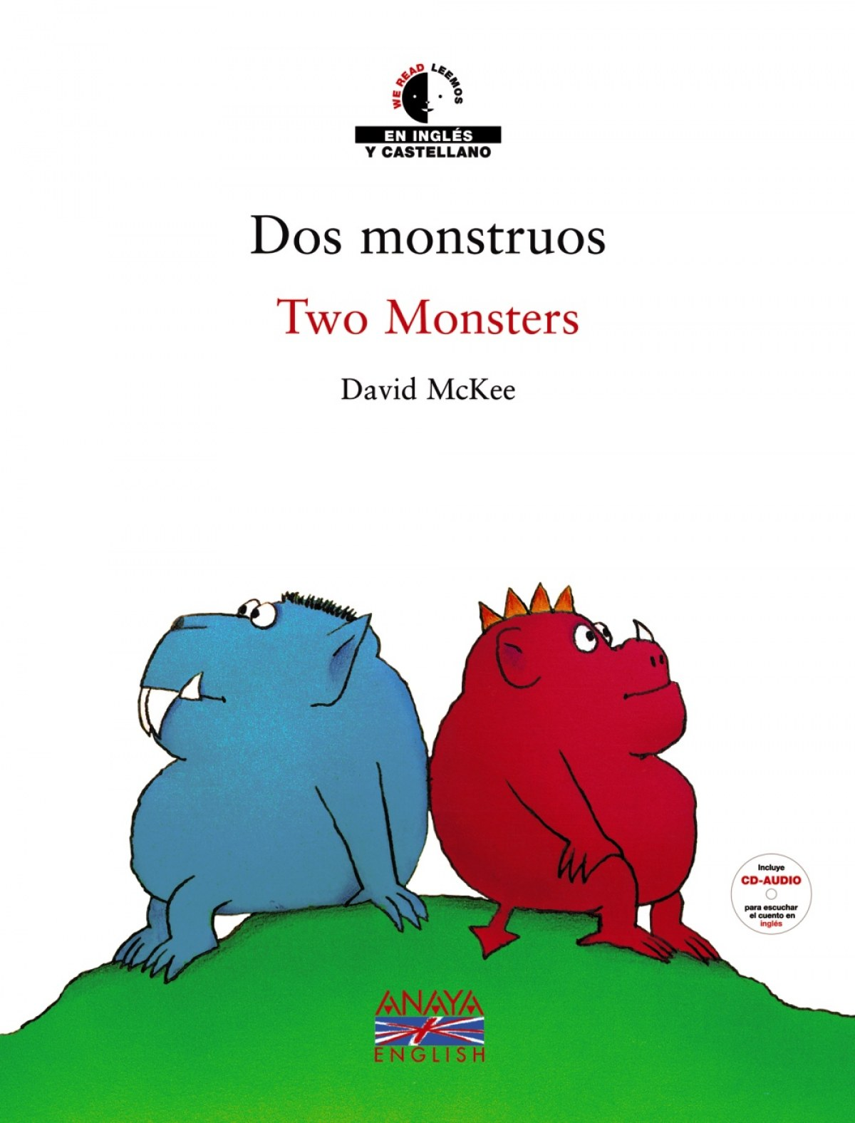 Dos monstruos / Two Monsters - McKee, David